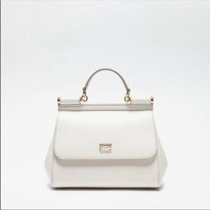 Dolce & Gahanna pre- owned mini Sicily bag